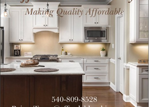 Affordable Cabinetry by Jordan Blaire Enterprises, LLC